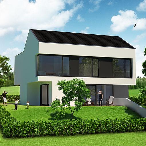 Freistehendes Einfamilienhaus in Plochingen Neubaugebiet Stumpenhof